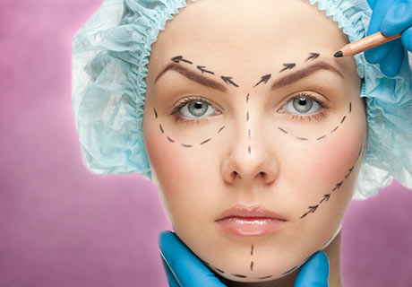 eyebrows lift surgery plastic aesthetic cancun